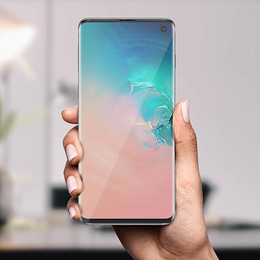Acheter Avizar Film verre trempé Transparent pour Samsung Galaxy S10