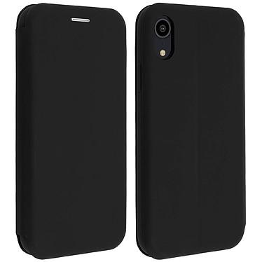 Avizar Etui folio Noir pour Apple iPhone XR Etui folio Noir Apple iPhone XR