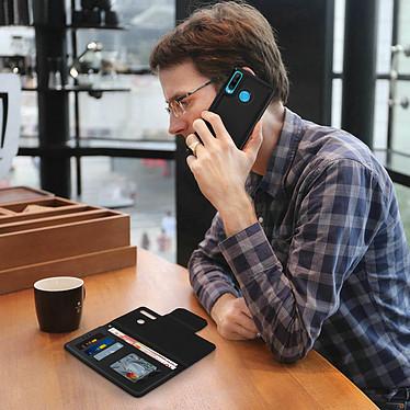 Avis Avizar Etui folio Noir pour Huawei P30 Lite , Honor 20S , Huawei P30 Lite XL
