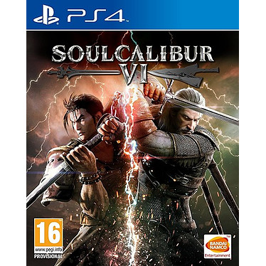 SoulCalibur VI (PS4) Jeu PS4 Action-Aventure 16 ans et plus