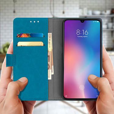Acheter Avizar Etui folio Bleu Nuit pour Xiaomi Mi 9