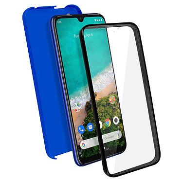 Avizar Coque Bleu pour Xiaomi Mi A3 Coque Bleu Xiaomi Mi A3