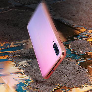Avis Avizar Coque Rose pour Samsung Galaxy A70