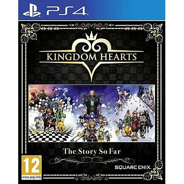 Kingdom Hearts The Story So Far (PS4) Jeu PS4 Action-Aventure 12 ans et plus