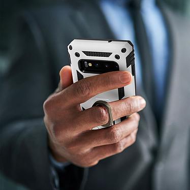 Acheter Avizar Coque Argent pour Samsung Galaxy S10 Plus