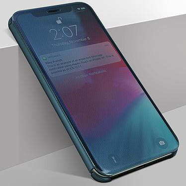 Avizar Etui folio Bleu pour Apple iPhone 11 Pro Max pas cher