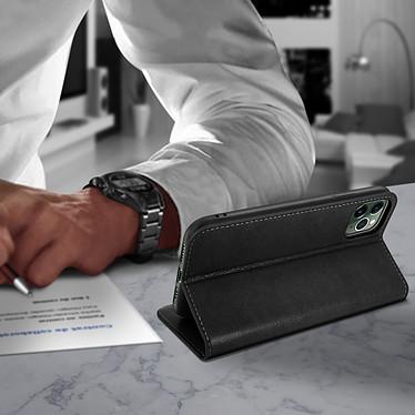 Avis Avizar Etui folio Noir pour Apple iPhone 11 Pro Max