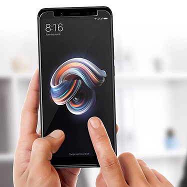 Acheter Avizar Film verre trempé Transparent pour Xiaomi Redmi Note 5
