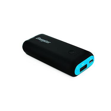 Energizer 732721 Batterie de secours 5000 mAh 1 USB-A Max Series - noire/bleue