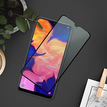 Avis Avizar Film verre trempé Noir pour Samsung Galaxy A10 , Samsung Galaxy M10