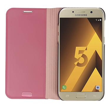 Acheter Avizar Etui folio Rose pour Samsung Galaxy A5 2017