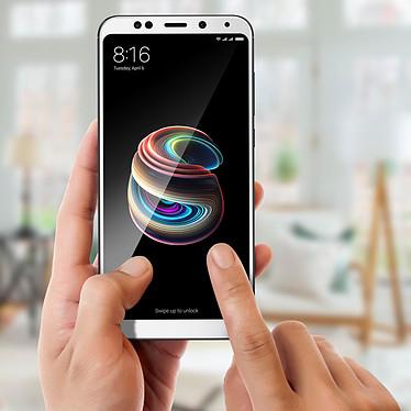 Acheter Avizar Film verre trempé Blanc pour Xiaomi Redmi 5 Plus