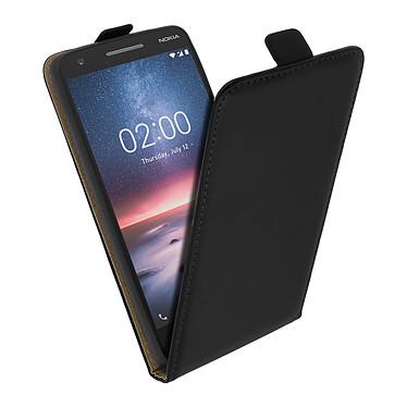 Avizar Etui à clapet Noir pour Nokia 2.1 pas cher