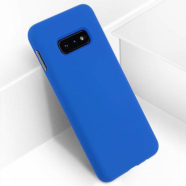 Avizar Coque Bleu Nuit pour Samsung Galaxy S10e pas cher