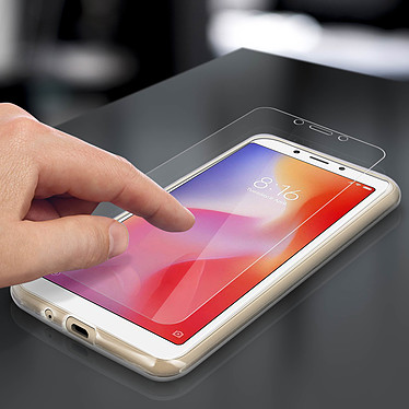 Acheter Avizar Pack protection Transparent pour Xiaomi Redmi 6A