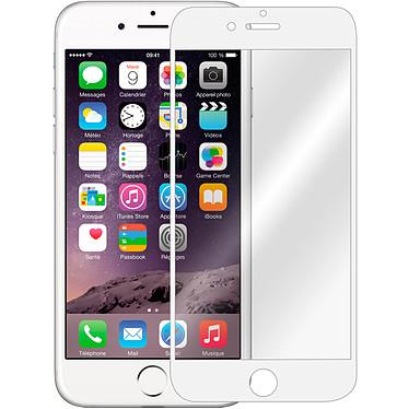 Avizar Film verre trempé Blanc pour Apple iPhone 6 , Apple iPhone 6S Film verre trempé Blanc Apple iPhone 6 , Apple iPhone 6S