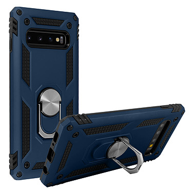 Avizar Coque Bleu Nuit pour Samsung Galaxy S10 pas cher