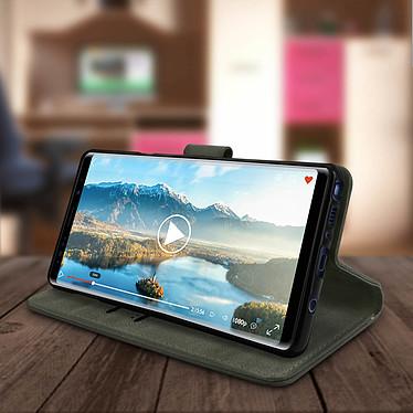 Avis Avizar Etui folio Gris pour Samsung Galaxy Note 9