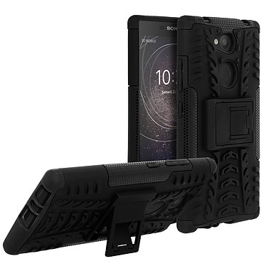 Avizar Coque Noir pour Sony Xperia L2 Coque Noir Sony Xperia L2