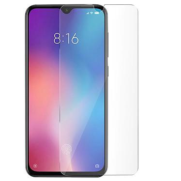 Avizar Film verre trempé Transparent pour Xiaomi Mi 9 SE pas cher