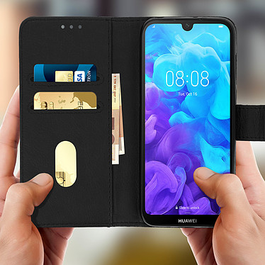 Acheter Avizar Etui folio Noir pour Huawei Y5 2019 , Honor 8S
