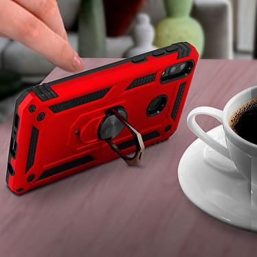 Avis Avizar Coque Rouge pour Samsung Galaxy M20