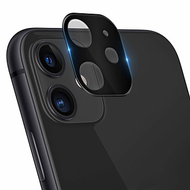 Avizar Film Caméra Noir pour Apple iPhone 11 pas cher