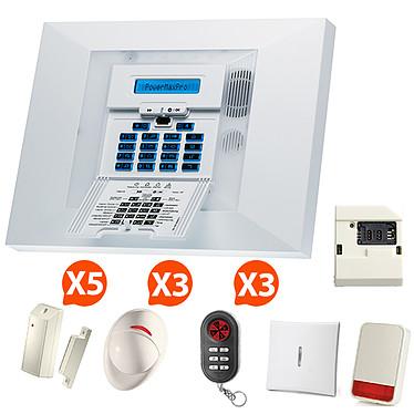 Visonic PowerMax Pro - Alarme maison GSM Kit 8+ PowerMax Pro - Alarme maison GSM Kit 8+