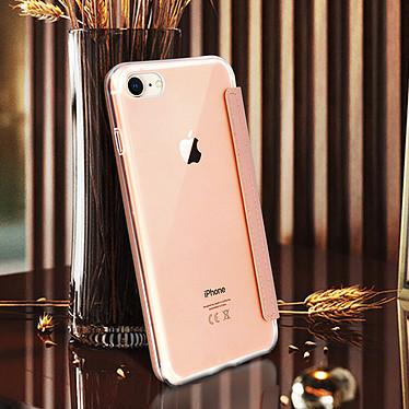 Avis Avizar Etui folio Rose Champagne pour Apple iPhone 7 , Apple iPhone 8 , Apple iPhone SE 2020