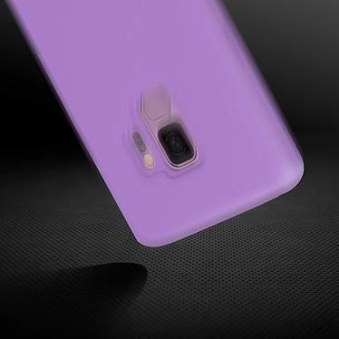 Avis Avizar Coque Violet pour Samsung Galaxy S9
