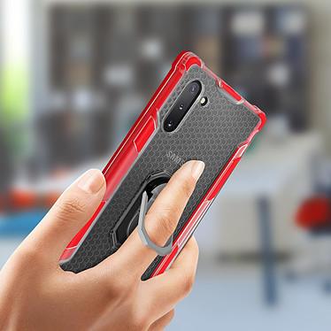 Acheter Avizar Coque Rouge Contours Bumper pour Samsung Galaxy Note 10