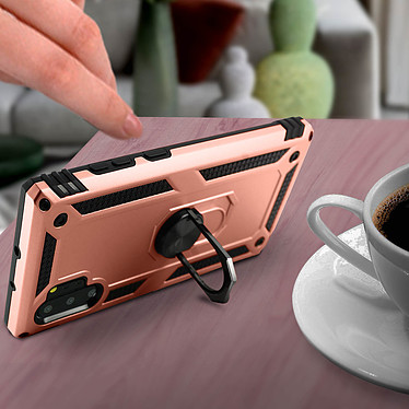 Avis Avizar Coque Rose Champagne pour Samsung Galaxy Note 10 Plus