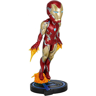 Avengers: Endgame - Figurine Head Knocker Iron Man 20 cm Figurine Head Knocker Avengers: Endgame, modèle Iron Man 20 cm.