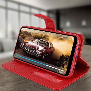 Avis Avizar Etui folio Rouge pour Xiaomi Redmi 7