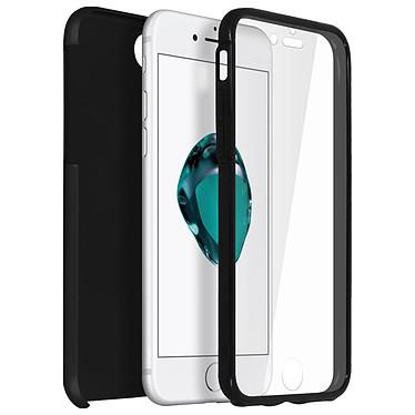 Avizar Coque Noir pour Apple iPhone 7 , Apple iPhone 8 , Apple iPhone SE 2020 pas cher