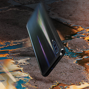 Avis Avizar Coque Noir pour Samsung Galaxy A70