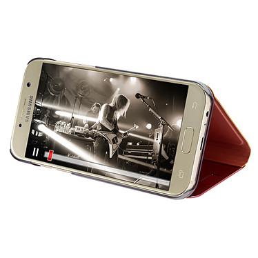 Avis Avizar Etui folio Rose pour Samsung Galaxy A5 2017