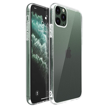 Avizar Coque Transparent Souple pour Apple iPhone 11 Pro Max Coque Transparent souple Apple iPhone 11 Pro Max