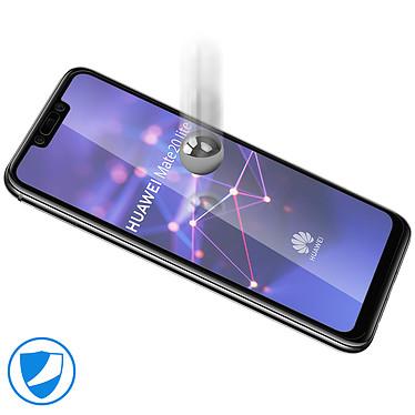Avis Avizar Film verre trempé Noir pour Huawei Mate 20 lite