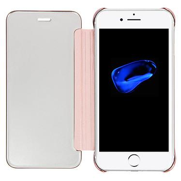 Acheter Avizar Etui folio Rose pour Apple iPhone 7 , Apple iPhone 8 , Apple iPhone SE 2020