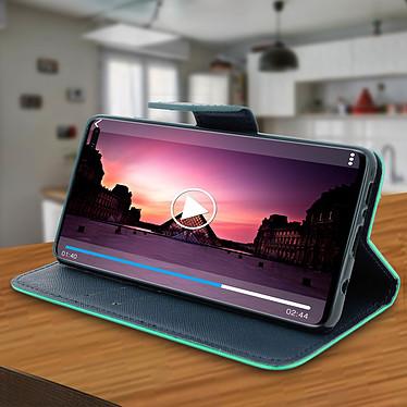 Avis Avizar Etui folio Vert pour Samsung Galaxy S10 Plus