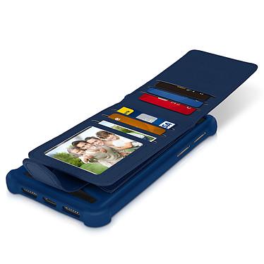 Avis Avizar Coque Bleu Nuit pour Compatibles avec Smartphones de 5,3 à 5,5 pouces