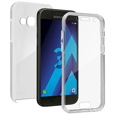 Avizar Coque Transparent pour Samsung Galaxy A5 2017 Coque Transparent Samsung Galaxy A5 2017