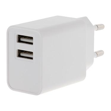 Avis Zenitech-Chargeur à 2 prises USB 2,4A