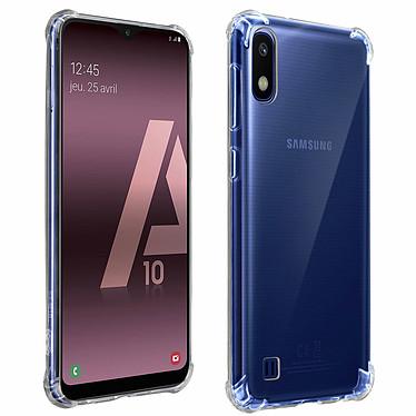 Avizar Coque Transparent pour Samsung Galaxy A10
