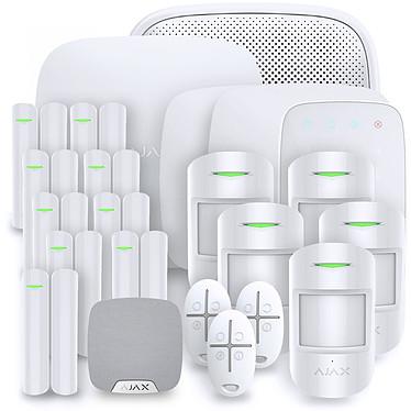 Ajax Alarme maison StarterKit blanc  Kit 10 Alarme maison StarterKit blanc  Kit 10