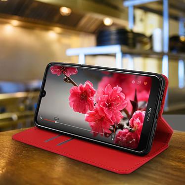 Avis Avizar Etui folio Rouge pour Nokia 3.2