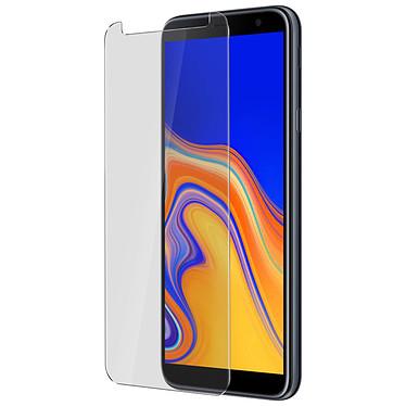 Avizar Film verre trempé Transparent pour Samsung Galaxy J4 Plus Film verre trempé Transparent Samsung Galaxy J4 Plus