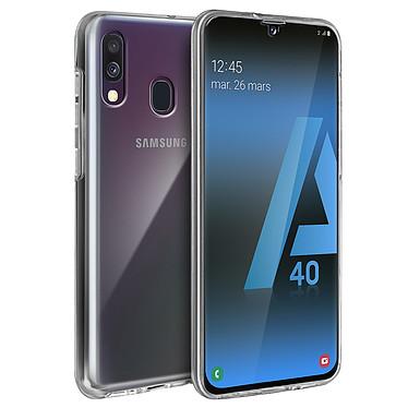 Avizar Coque Transparent pour Samsung Galaxy A40 pas cher