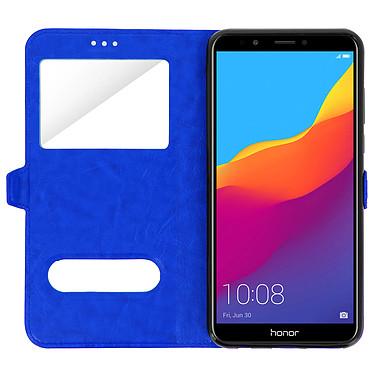 Avis Avizar Etui folio Bleu pour Honor 7A , Huawei Y6 2018